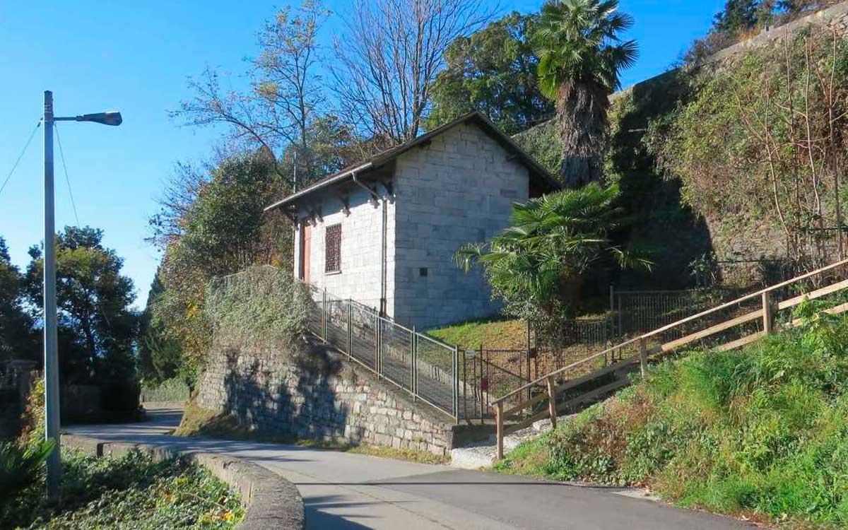 Consolidamento con palificazione Roto&Push a Verbania – Lombardia