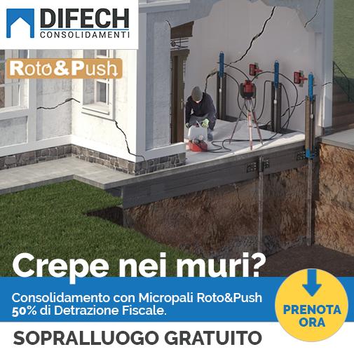 Micropali Roto&Push