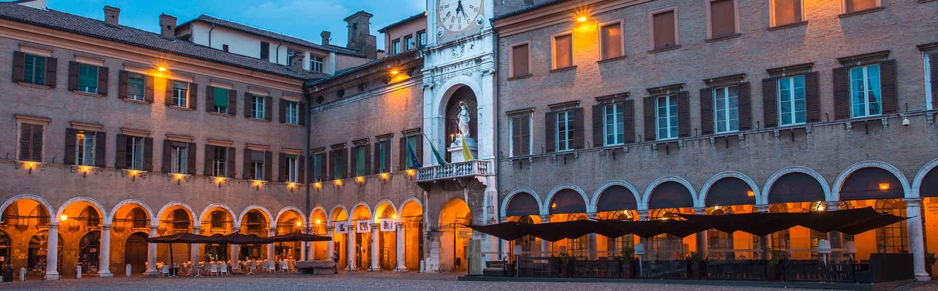 Consolidamento Fondazionia Modena