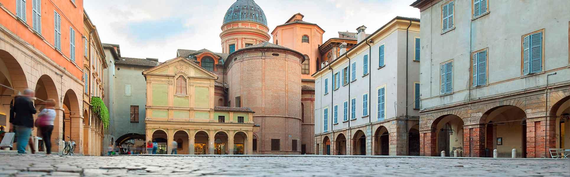 Consolidamento Fondazionia Reggio Emilia