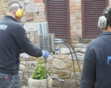 Consolidamento Fondazioni con Resine Espandenti ValveSystem – Siena – Toscana
